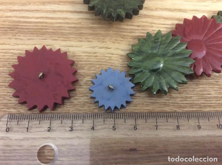 Vintage: Botones vintage flor - Foto 5 - 172969567