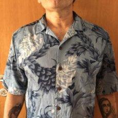 Vintage: HAWAIANA CAMISA TALLA L AMPLIA. Lote 173137929