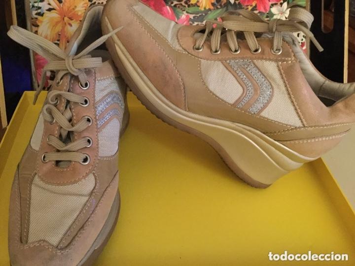 concierto moco Desarmamiento  zapatillas geox n.38 100% original - Buy Vintage Fashion For Women at  todocoleccion - 173527487
