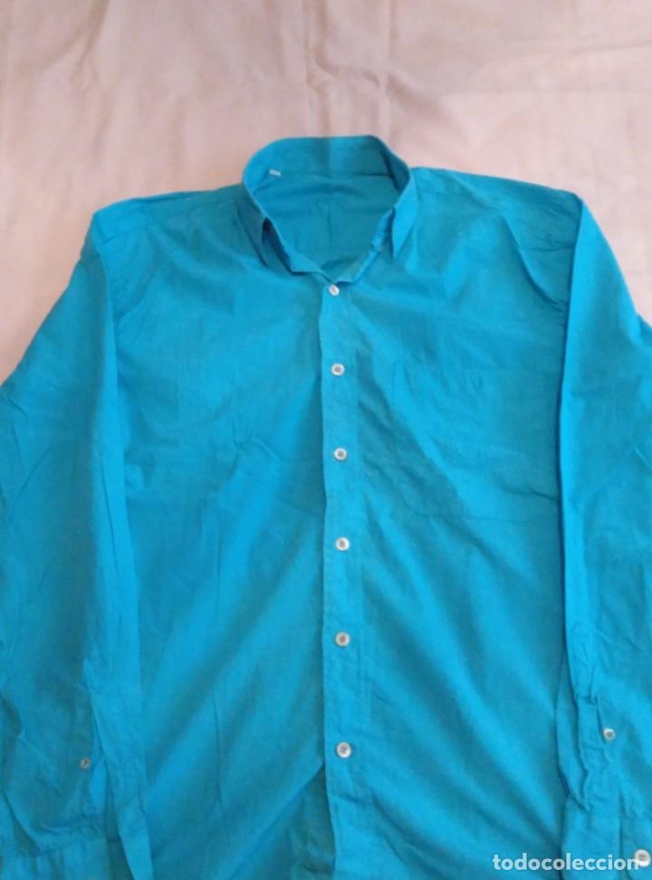 Vintage: Camisa MIGUEL IBARS talla L. 1988. Excelente - Foto 2 - 173682739
