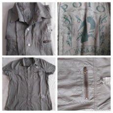 Vintage: CAMISA (M.CORTA) POTO. TALLA XL. SIN USAR. Lote 173682747