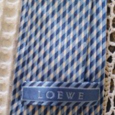 Vintage: CORBATA SEDA LOEWE. Lote 173849567