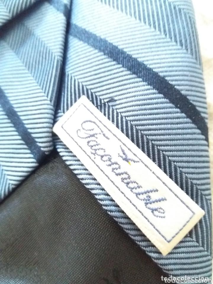 CORBATA FACONNABLE (Vintage - Moda - Hombre)