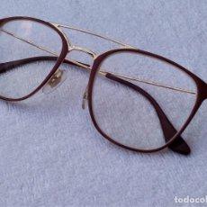 Vintage: GAFAS MARCA (RAY BAN. MODELO 6377) CRISTAL GRADUADO. MONTURA EN BUEN ESTADO. . Lote 174281425