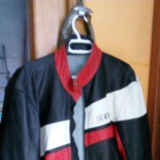 Vintage: CHAQUETA DE MOTERO PIEL DE VACA. Lote 174291494