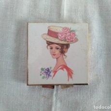 Vintage: PASTILLERO 1960. Lote 174344737