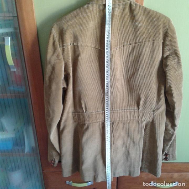 Vintage: Chaqueta de pana vintage, color camel Talla 54 - Foto 5 - 174358005