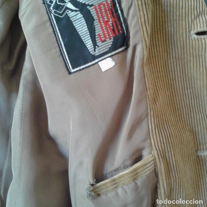 Vintage: Chaqueta de pana vintage, color camel Talla 54 - Foto 13 - 174358005