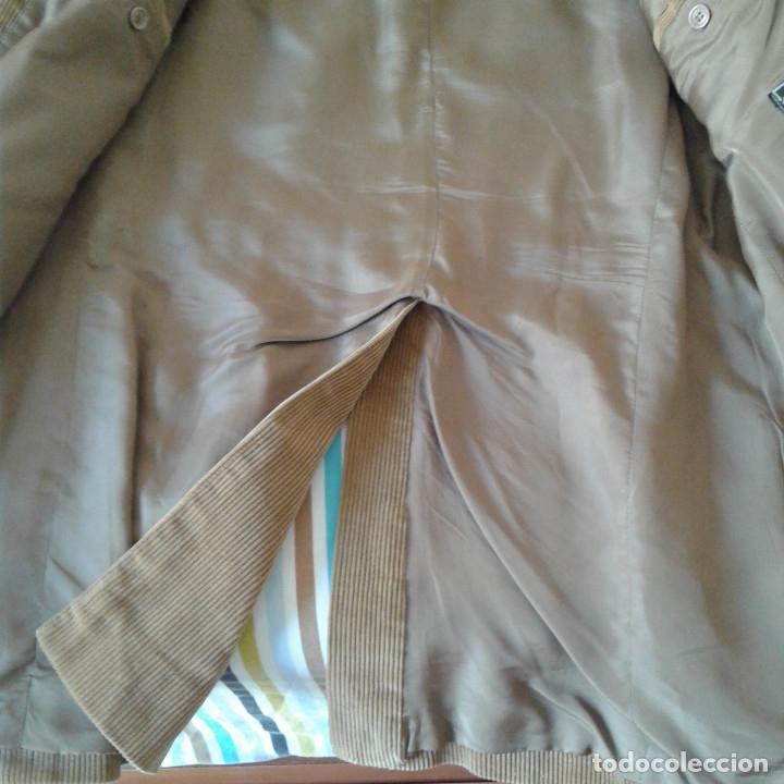 Vintage: Chaqueta de pana vintage, color camel Talla 54 - Foto 15 - 174358005