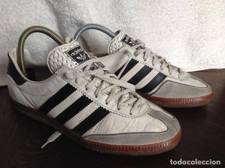 Vintage: Sneakers Adidas vintage Universal primer modelo años 70 EU 39 - US 7 - Foto 3 - 174444629