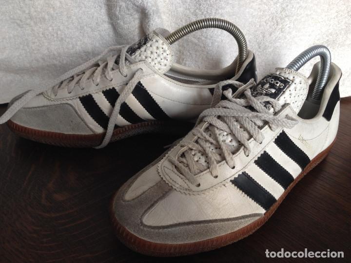Vintage: Sneakers Adidas vintage Universal primer modelo años 70 EU 39 - US 7 - Foto 2 - 174444629