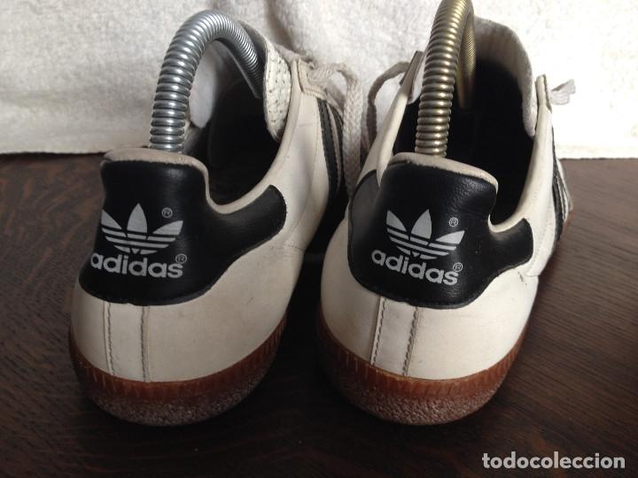 Vintage: Sneakers Adidas vintage Universal primer modelo años 70 EU 39 - US 7 - Foto 4 - 174444629