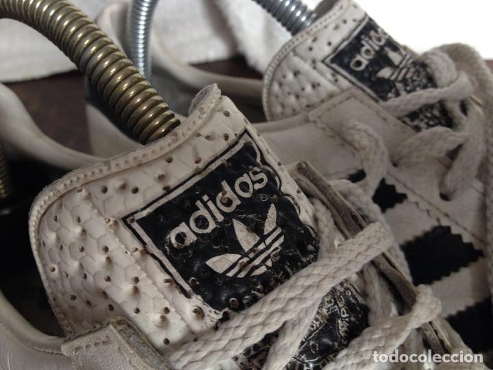 Vintage: Sneakers Adidas vintage Universal primer modelo años 70 EU 39 - US 7 - Foto 5 - 174444629