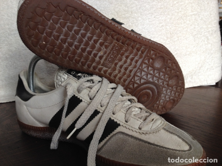 Vintage: Sneakers Adidas vintage Universal primer modelo años 70 EU 39 - US 7 - Foto 6 - 174444629