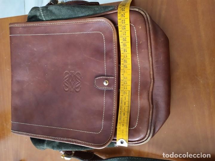 Vintage: Bolso de Piel, de la firma LOEWE, años 90. - Foto 2 - 174455592