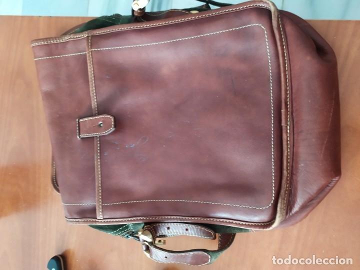 Vintage: Bolso de Piel, de la firma LOEWE, años 90. - Foto 3 - 174455592