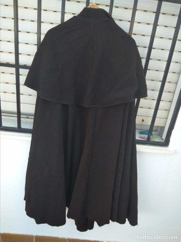 Vintage: Capa negra española - Foto 2 - 175130649