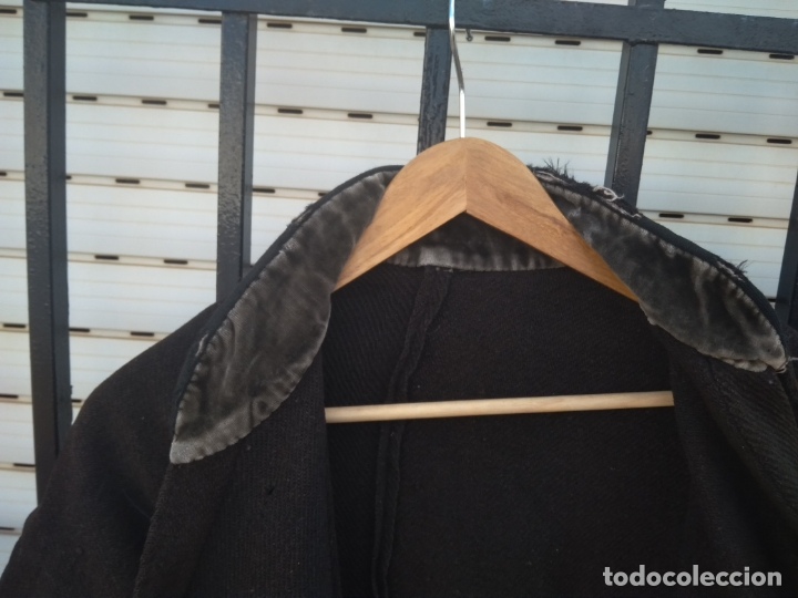 Vintage: Capa negra española - Foto 6 - 175130649