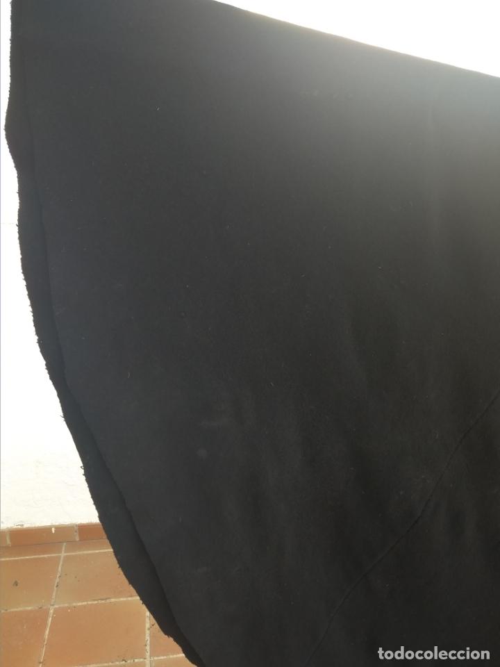 Vintage: Capa negra caballero - Foto 7 - 175192188