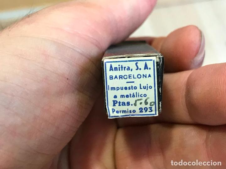 Vintage: PINTALABIOS DE LA MARCA NIRTA EN CAJA DESLIZANTE - Foto 4 - 175252875