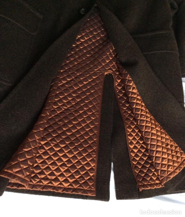 Vintage: Abrigo austriaco Giulio - Schneiders -Salzburg- color marrón - Foto 3 - 175363955