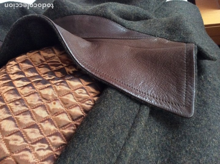 Vintage: Abrigo austriaco Giulio - Schneiders -Salzburg- color marrón - Foto 4 - 175363955
