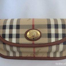 Vintage: FUNDA DE GAFAS BURBERRYS. Lote 175521689
