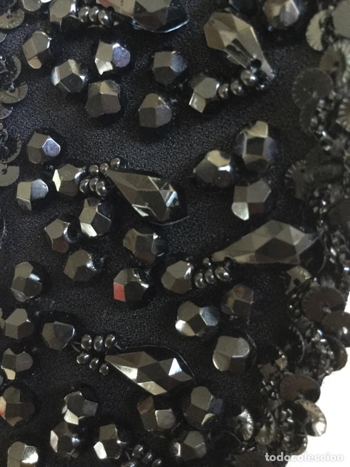 Vintage: Cinturón con azabache y abalorios - Foto 3 - 175743610