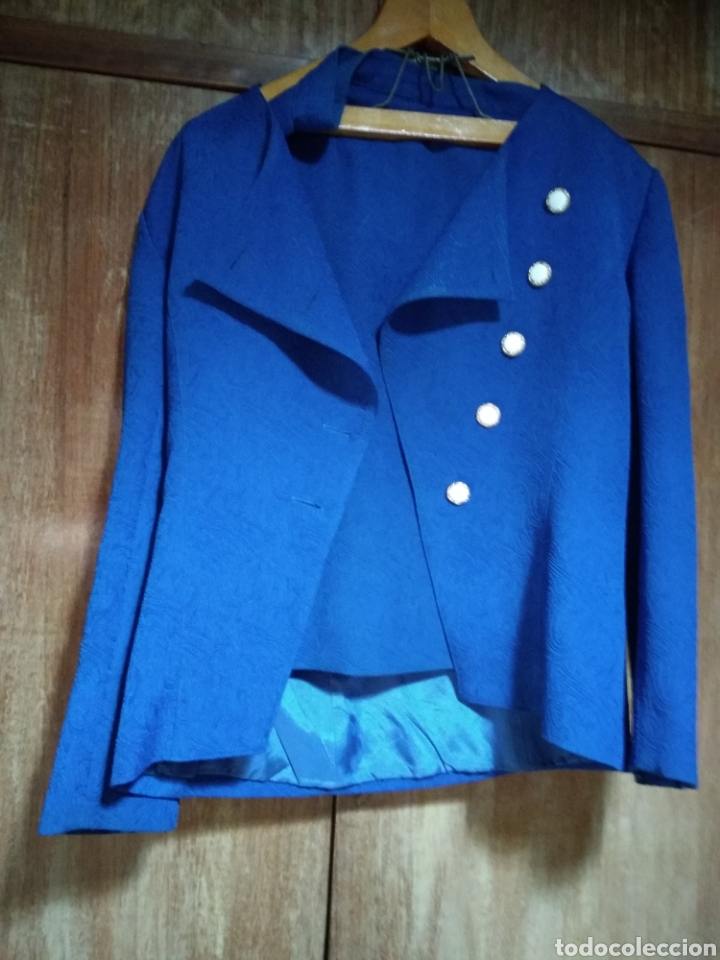 Vintage: Traje chaqueta - Foto 3 - 175759973