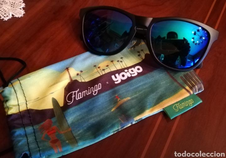 Vintage: GAFAS DE SOL - FLAMINGO - Foto 3 - 175861693
