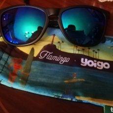 Vintage: GAFAS DE SOL - FLAMINGO. Lote 175861693