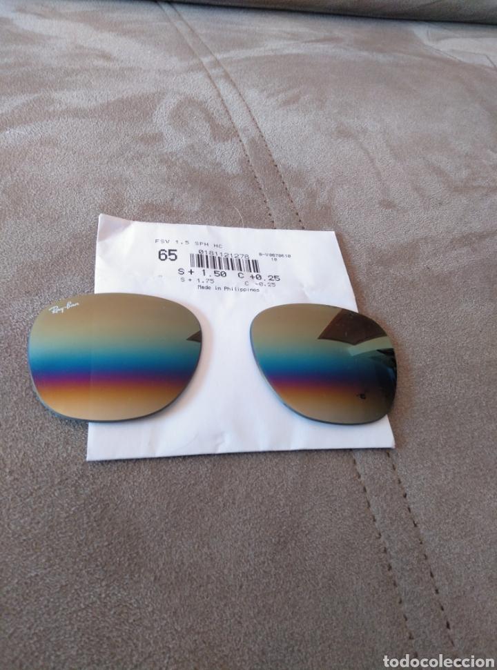 mejor selección 25ab6 8dd64 Cristales Ray-Ban colores. Totalmente nuevos y originales