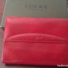 Vintage: CARTERA LOEWE. Lote 175904827