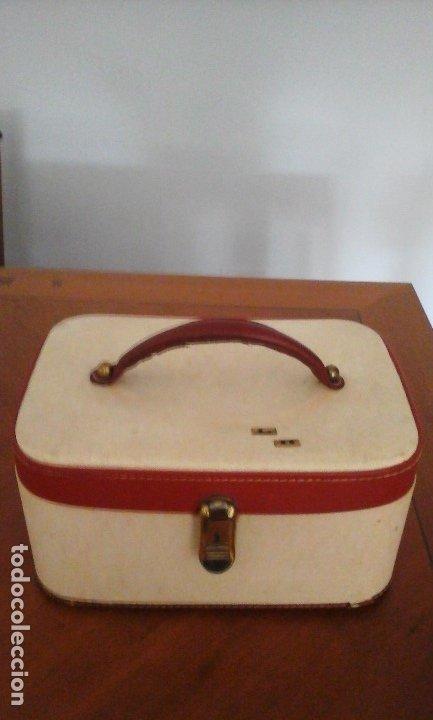 MALETIN AÑOS 50 (Vintage - Moda - Complementos)