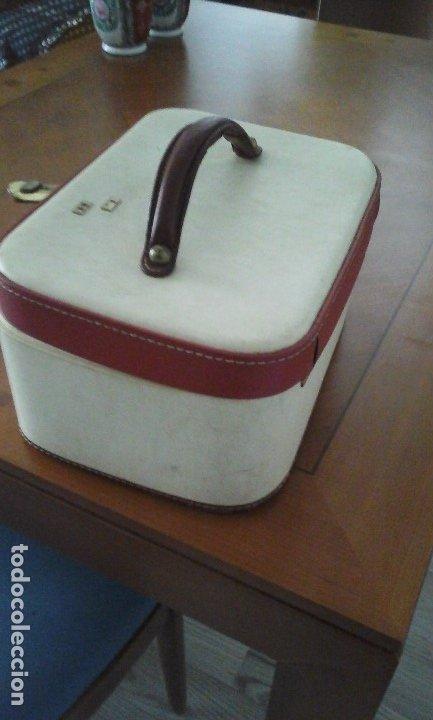 Vintage: Maletin años 50 - Foto 6 - 101633291