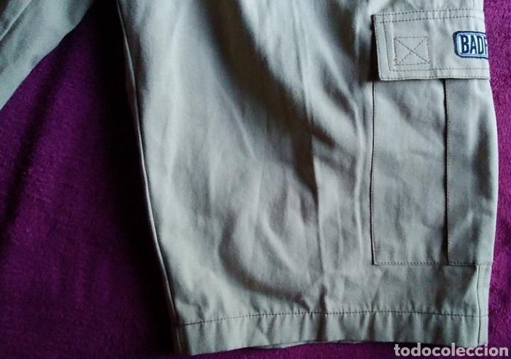 Vintage: NUEVO Pantalon Bermuda hombre Badface talla 2 beige nuevo - Foto 2 - 176356372