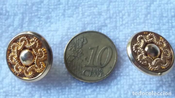 Vintage: Botones dorados - Foto 5 - 176436769