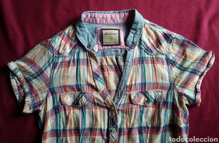 Vintage: Camisa blusa stradivarius talla S - Foto 2 - 176921727