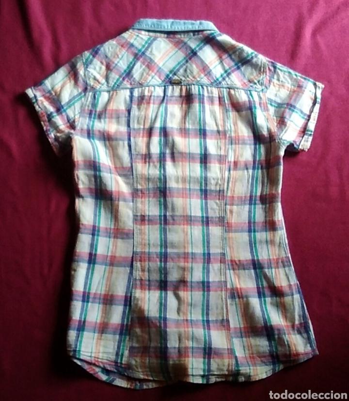 Vintage: Camisa blusa stradivarius talla S - Foto 3 - 176921727