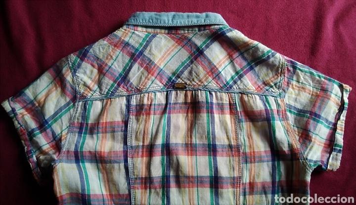 Vintage: Camisa blusa stradivarius talla S - Foto 4 - 176921727