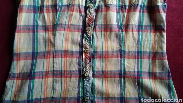 Vintage: Camisa blusa stradivarius talla S - Foto 5 - 176921727