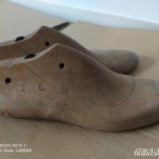 Vintage: HORMAS DE ZAPATOS. Lote 176967778