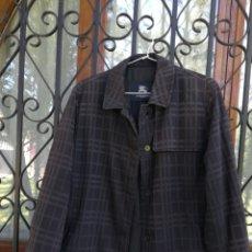 Vintage: ELEGANTE CHAQUETÓN MARCA BURBERRY TALLA 44. Lote 177678089