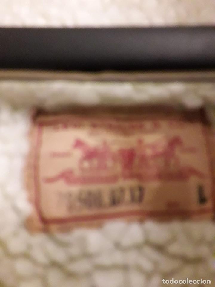 Vintage: CAZADORA LEVIS BORREGITO TALLA L AÑOS 80. - Foto 5 - 177735965