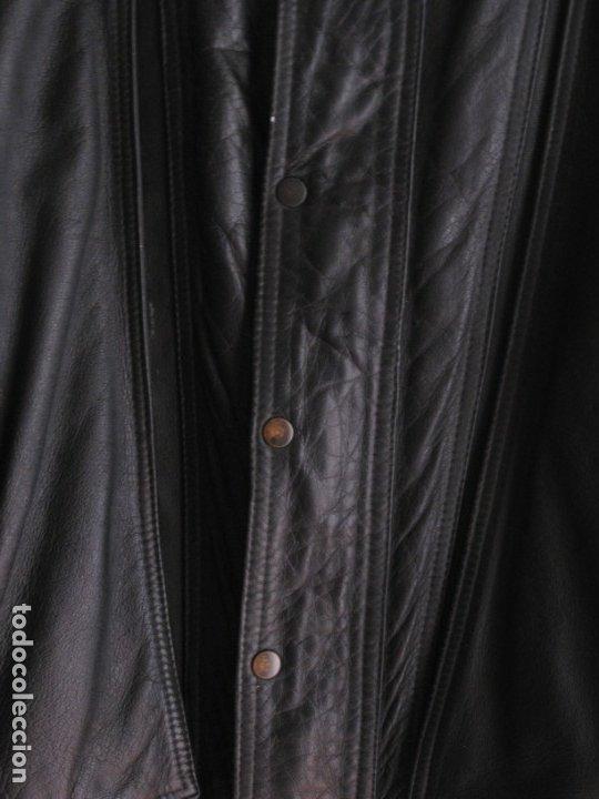 Vintage: Antigua chaqueta de piel. Años 80. - Foto 3 - 177833358