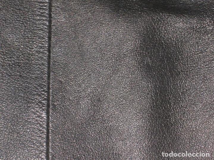 Vintage: Antigua chaqueta de piel. Años 80. - Foto 8 - 177833358