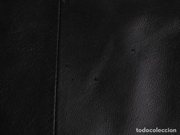 Vintage: Antigua chaqueta de piel. Años 80. - Foto 9 - 177833358