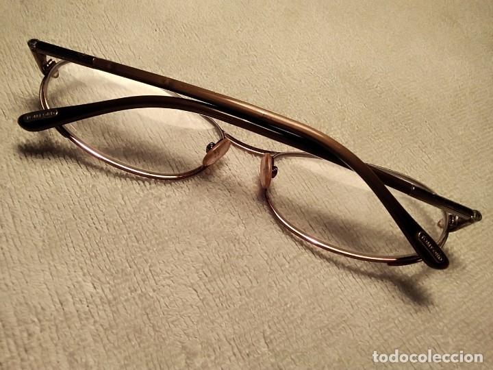 Vintage: Gafas ( TOM FORD, TF 5078. LP 1132436 en la Varilla )CRISTALES GRADUADOS. MONTURA EN BUEN ESTADO. - Foto 2 - 177947279