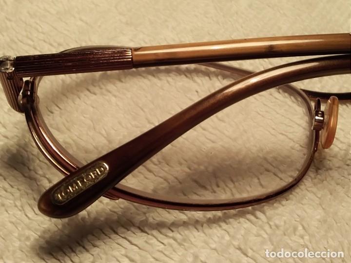 Vintage: Gafas ( TOM FORD, TF 5078. LP 1132436 en la Varilla )CRISTALES GRADUADOS. MONTURA EN BUEN ESTADO. - Foto 7 - 177947279