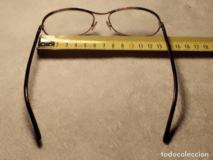 Vintage: Gafas ( TOM FORD, TF 5078. LP 1132436 en la Varilla )CRISTALES GRADUADOS. MONTURA EN BUEN ESTADO. - Foto 10 - 177947279